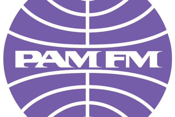 Pam FM logo